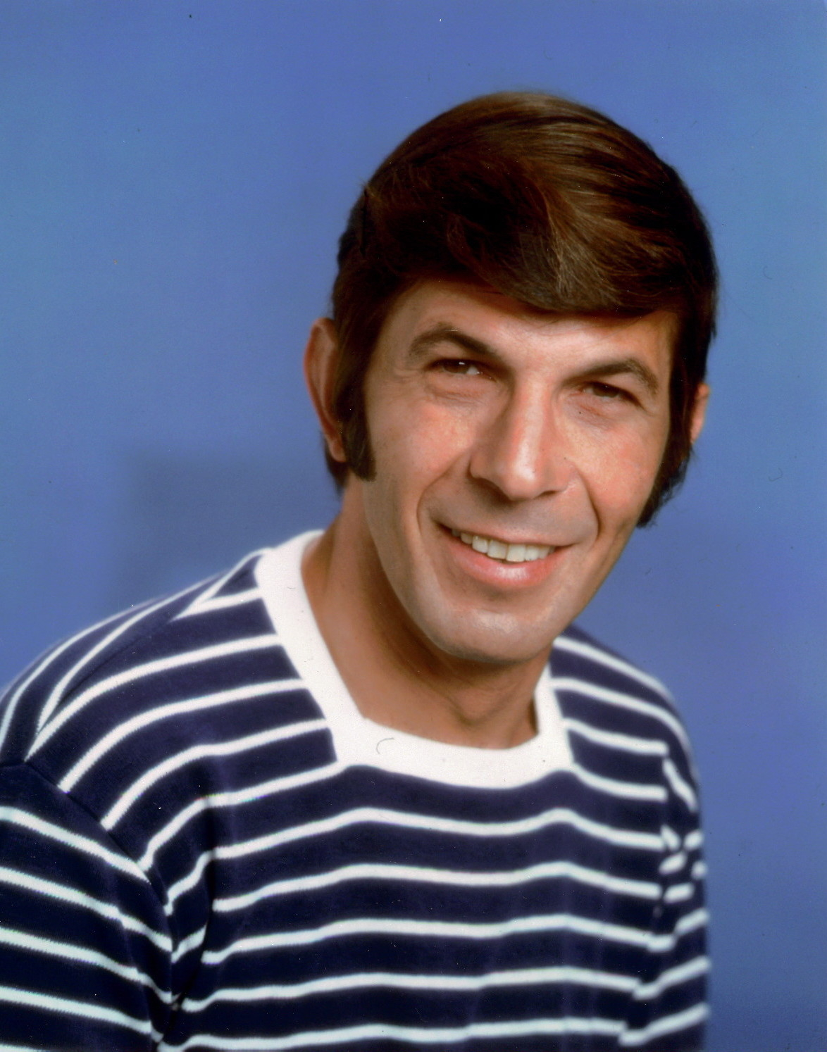 Hot Foxes of Yesteryear: Leonard Nimoy �� Grown Ass Lady