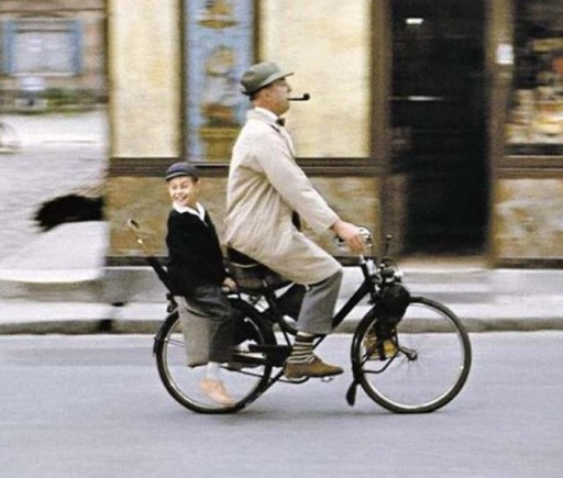 Jacques tati slow and steady wins the race journal - Jacques tati mon oncle ...