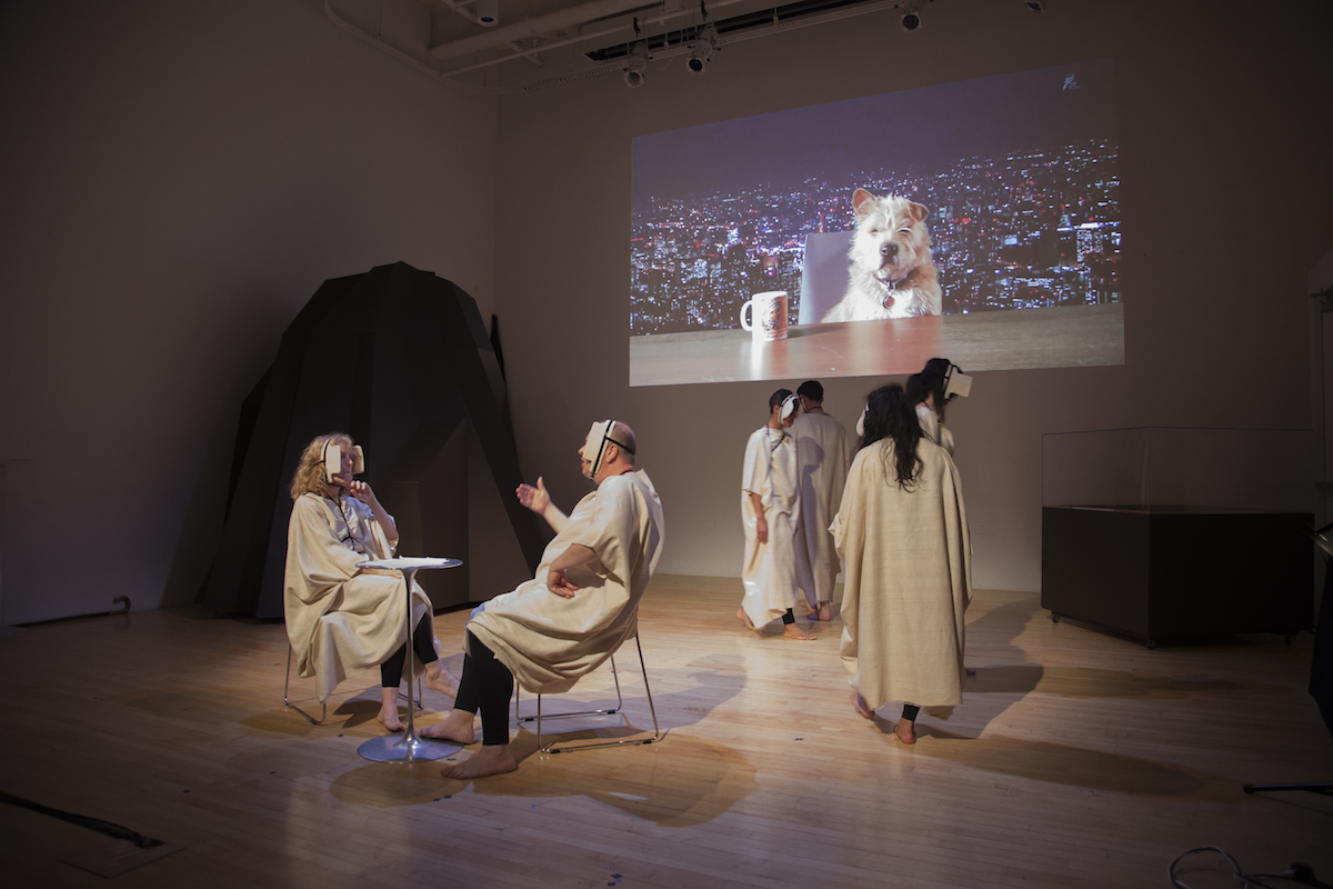 Documentation of Hear, Here at New Museum, June 14, 2014