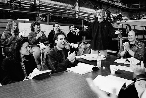 FLASHBACK seinfeld behind the scenes