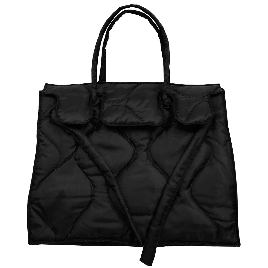 QuiltedRectangularBag_Black_1090sq